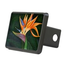 Bird of Paradise (Oil) Hitch Cover