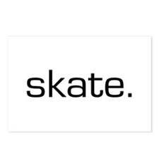 Skate Postcards (Package of 8)