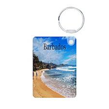 Barbados2.91x4.58 Keychains