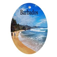 Barbados2.91x4.58 Oval Ornament