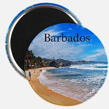 Barbados2.75x2.75 Magnet