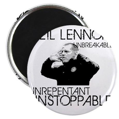 Lennon Unstoppable Magnet