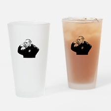 Lennon Unstoppable DARK Drinking Glass