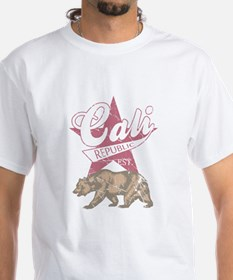 Retro Cali Republic Est 1850 T-Shirt