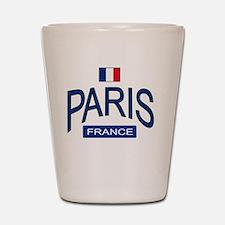 paris_france.png Shot Glass