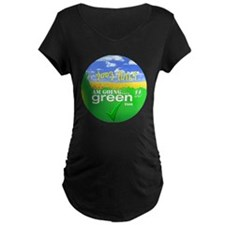 02-button going green copy T-Shirt