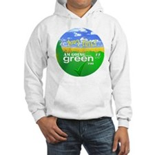 02-button going green copy Hoodie