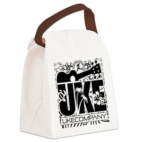 Uke Company HI Canvas Lunch Bag