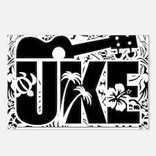 Uke Company HI Postcards (Package of 8)