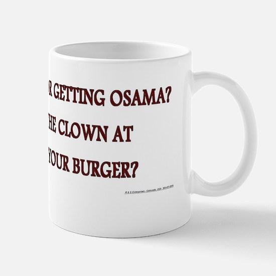 THANK_CLOWN10x3 Mug