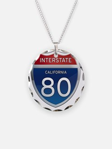 Interstate 80 - California Necklace