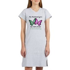 HusbandGaveButterfly Women's Nightshirt
