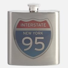 Interstate 95 - New York Flask