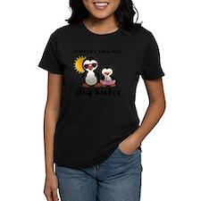 big sister penguin Tee