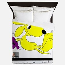 Piccadilly Circus The Hawnd Queen Duvet