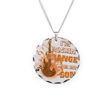 Im Rockin Orange for my Son Necklace