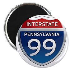 Interstate 99 - Pennsylvania Magnet