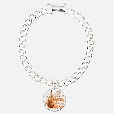 Im Rockin Orange for my  Bracelet