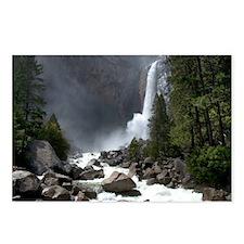 Lower Yosemite Falls Postcards (Package of 8)