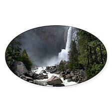 Lower Yosemite Falls Decal