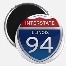 Interstate 94 - Illinois Magnet