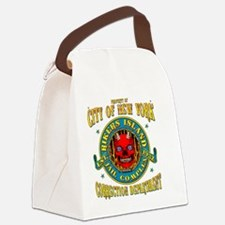 RIKERS_ISLAND_5x4_pocket Canvas Lunch Bag