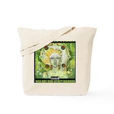 WAR WOMEN GAIA 8.5x11 Tote Bag
