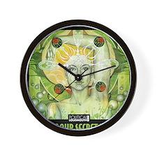 WAR WOMEN GAIA 8.5x11 Wall Clock