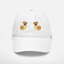 Yellow Lab  Pup mug Baseball Baseball Cap