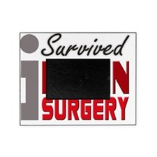 isurvived-brainsurgery Picture Frame