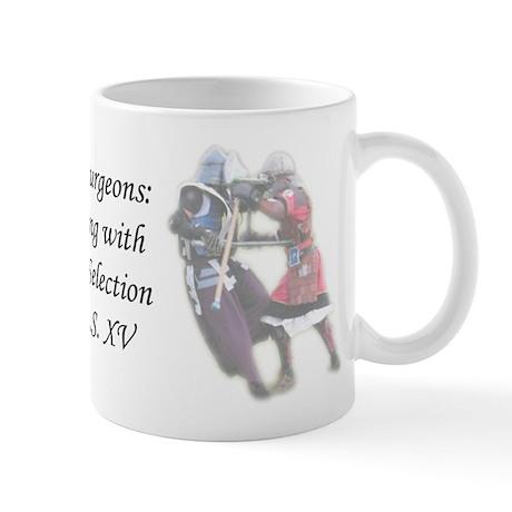 Natural selection Mug
