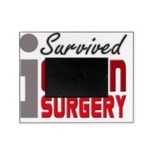 isurvived-colonsurgery Picture Frame