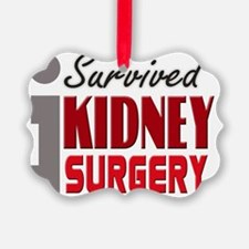 isurvived-kidney Ornament