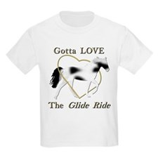 SSH Gotta Love the Glide Ride Kids T-Shirt