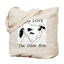 SSH Gotta Love the Glide Ride Tote Bag