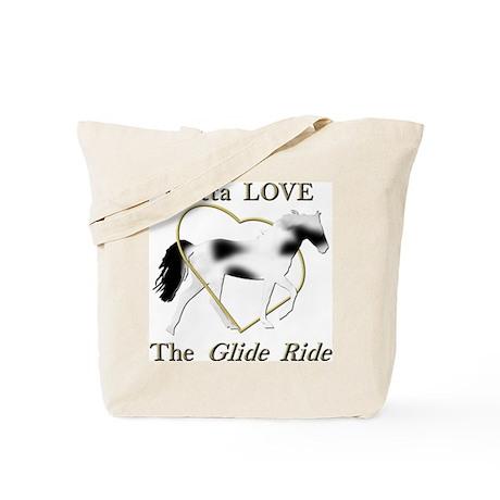 SSH Gotta Love the Glide Ride Tote Bag