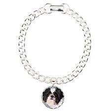 Teddy Charm Bracelet, One Charm