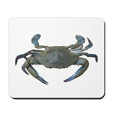 Chesapeake Bay Blue Crabs Mousepad