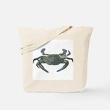 Chesapeake Bay Blue Crabs Tote Bag