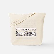 SC BRITISH Tote Bag