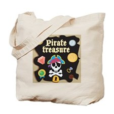 piratetreasure Tote Bag