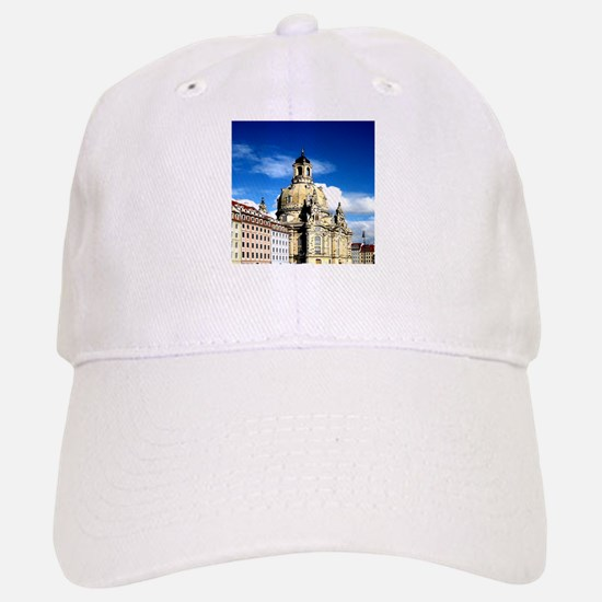 dresden frauenkirche history and city Hat