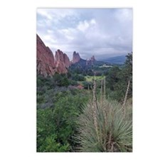 Garden of the Gods Postcards (Package of 8)