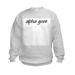 Alpha Geek Sweatshirt