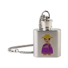 Thai Flask Necklace