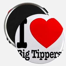 ilove_big_tippers_transparent Magnet