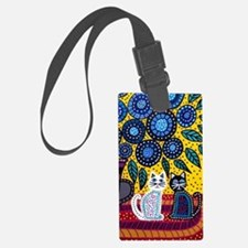 House Cats Luggage Tag
