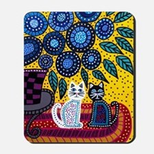 House Cats Mousepad
