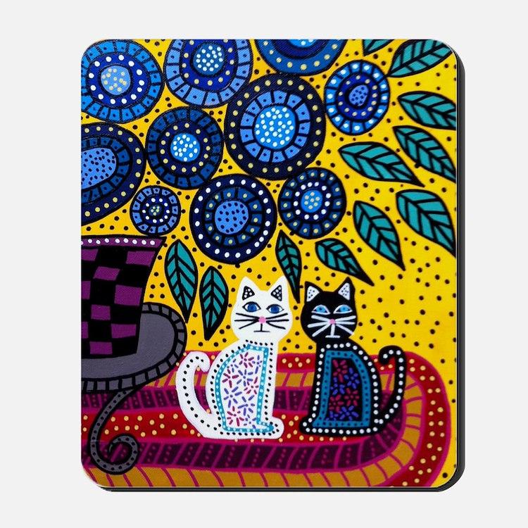 House Cats Mousepad