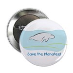Save the Manatee! Button